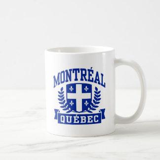 Montréal Québec Mug