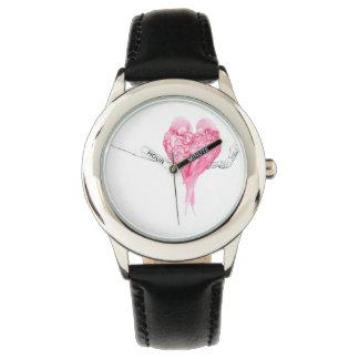 Montres Bracelet Amour d'oiseaux
