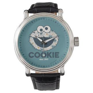 Montres Bracelet Biscuit du monstre   de biscuit depuis 1969