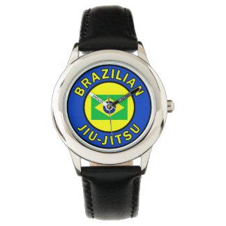 Montres Bracelet Brésilien Jiu Jitsu