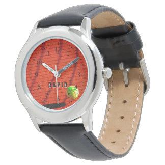 Montres Bracelet Cadeaux de sport du temps | Personalizable de