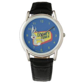 Montres Bracelet Correction LOONEY du ™ TUNES™ de BUGS BUNNY rétro