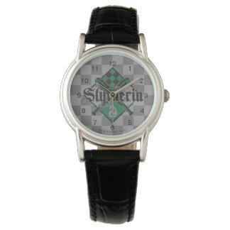 Montres Bracelet Crête de Harry Potter | Slytherin QUIDDITCH™
