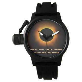 Montres Bracelet Éclipse solaire