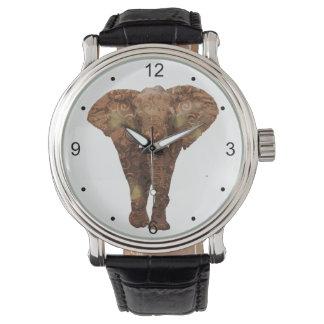 Montres Bracelet Éléphant dans la chambre