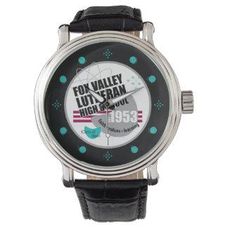 Montres Bracelet esprit d'école du style FVLHS des années 50