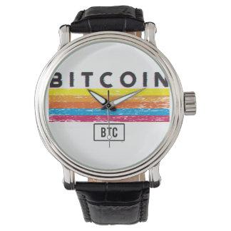 Montres Bracelet Express de Bitcoin
