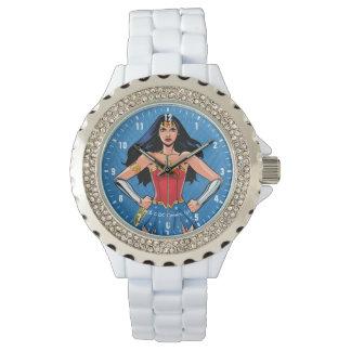 Montres Bracelet Femme de merveille - combat pour la paix