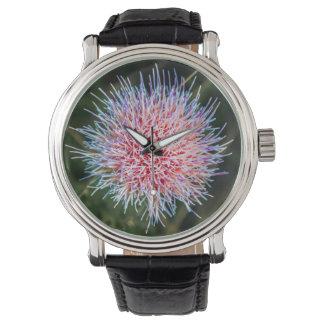 Montres Bracelet Fleur sauvage du jardin dans mon esprit