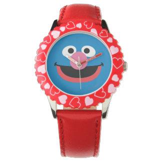 Montres Bracelet Grover font face à l'art