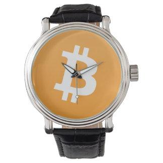 Montres Bracelet Heure pour le bitcoin