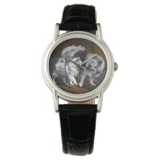 Montres Bracelet Heures de récréation de Keeshond