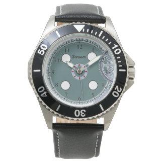 Montres Bracelet Horloge de vapeur