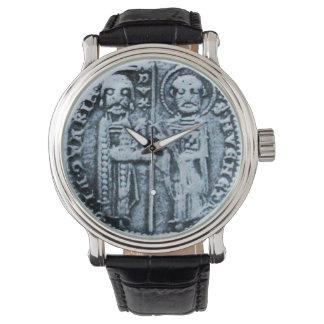 Montres Bracelet JOINT DES CHEVALIERS TEMPLAR St Peter et St Paul