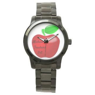 Montres Bracelet L'animal familier Apple fait sur commande de