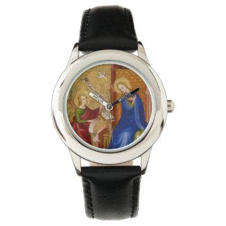 Montres Bracelet Mary et ange d'annonce