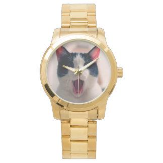 Montres Bracelet Meme de chat - chat drôle - memes drôles de chat -