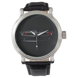 Montres Bracelet Personnaliser Chevy noir frais Camaro