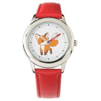 Montres Bracelet Petit Fox mignon