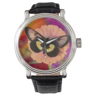 Montres Bracelet Photographie de Sammamish Washington du papillon