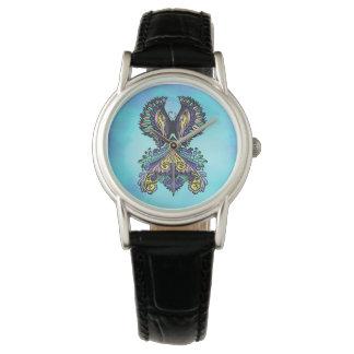 Montres Bracelet René - foncé, de Bohème, spiritualité