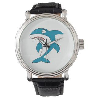 Montres Bracelet Requin