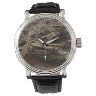 Montres Bracelet Roche de baleine, Mars