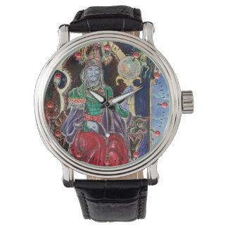 Montres Bracelet Roi de magicien de NEUROMANCER