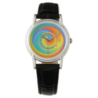 Montres Bracelet rotation de flambage - montre-bracelet