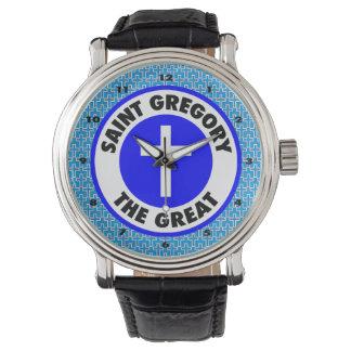 Montres Bracelet Saint Gregory le grand