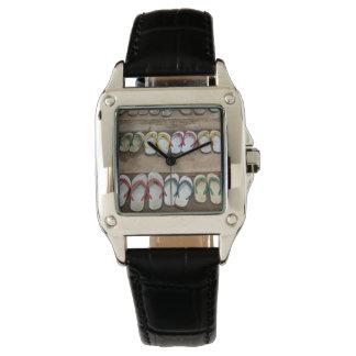 Montres Bracelet Sandales de bascule électronique