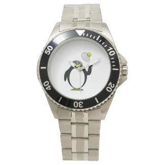 Montres Bracelet Tennis de pingouin
