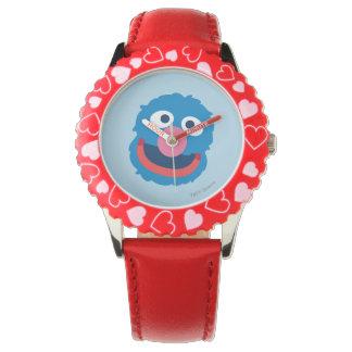 Montres Bracelet Tête de Grover