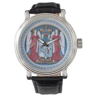Montres Bracelet timiso orthodoxe de stuc de symbole de religion de