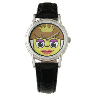 Montres Bracelet Visage de la Reine