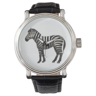 Montres Bracelet Zèbre - Emoji