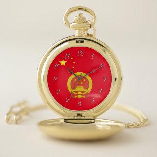 Montres De Poche Emblème de la Chine
