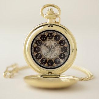 Montres De Poche Horloge de Steampunk