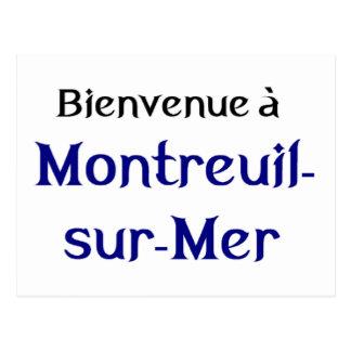 Montreuil Les Miserables Carte Postale