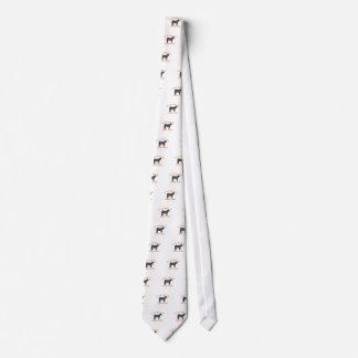 Montrez le boeuf cravate