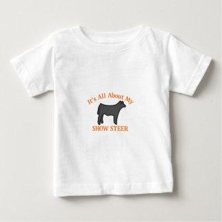 Montrez le boeuf t-shirt