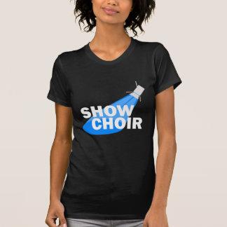 Montrez le choeur t-shirt