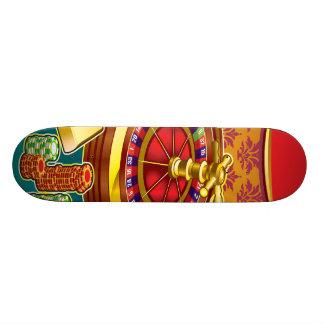Montrez-moi le joueur d'argent skateboard 20,6 cm