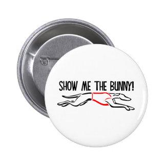 Montrez-moi le lapin ! badges