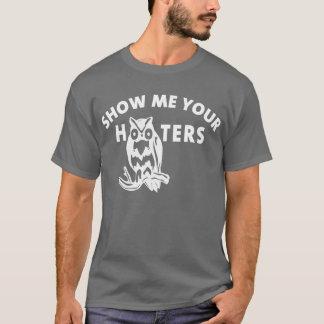 Montrez-moi vos sirènes t-shirt