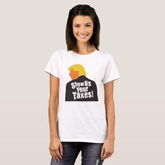 Montrez-nous votre T-shirt d'impôts