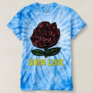 """""""Montrez que le cyclone des femmes d'amour"""" T-shirt"""