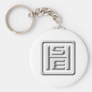 Montrez votre fierté de HSE ! Porte-clés