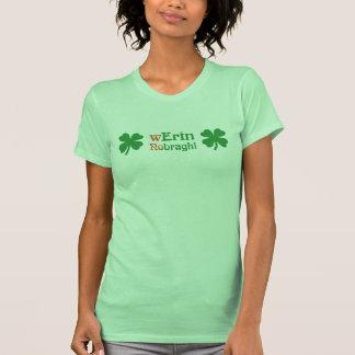 Montrez votre fierté irlandaise, par le commando t-shirts