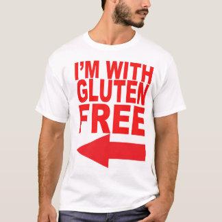 Montrez votre soutien de votre aimé sans gluten ! t-shirt